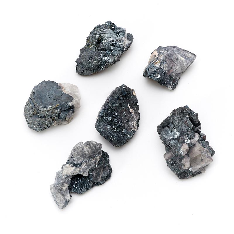 Образец гематит (3-4 см) 1 шт