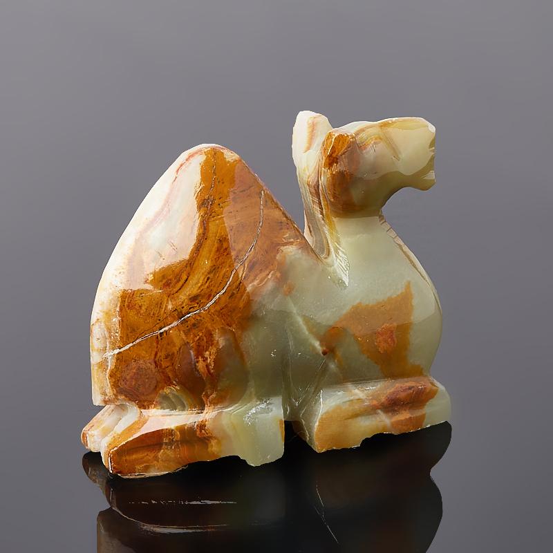 Верблюд оникс мраморный Пакистан 8 см