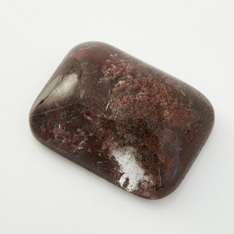 Кабошон кварц с хлоритом  15*20 мм кабошон сердолик 15 20 мм