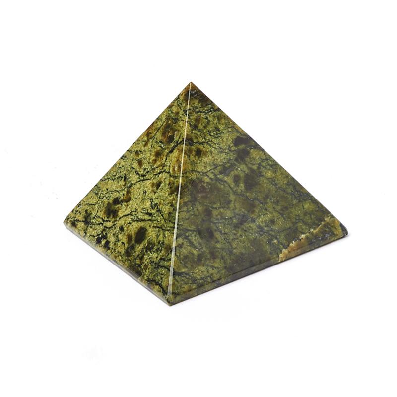 Пирамида змеевик 4 см printio пирамида