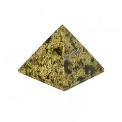 Пирамида змеевик Россия 5,5 см