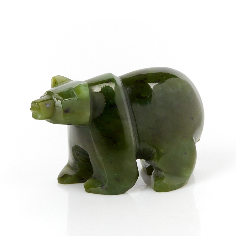 Медведь нефрит зеленый 6 см брелок нефрит зеленый 4 5 см page 6