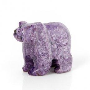Медведь чароит Россия 5,5 см