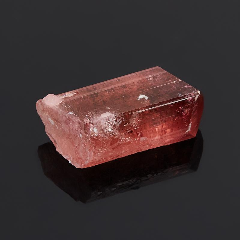 Кристалл турмалин розовый (рубеллит) (1,5-2 см)