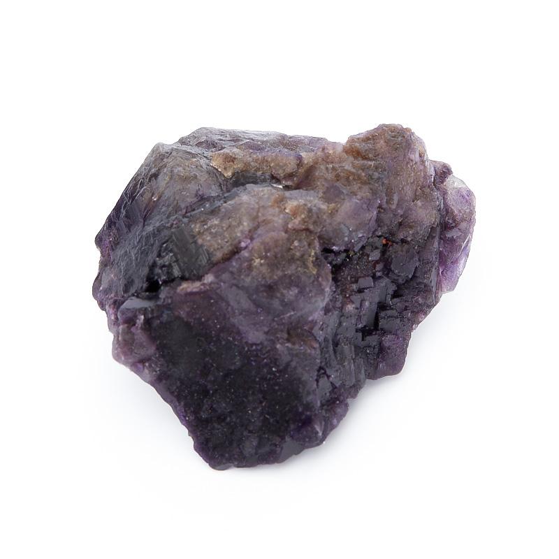 Образец флюорит фиолетовый S (4-7 см)