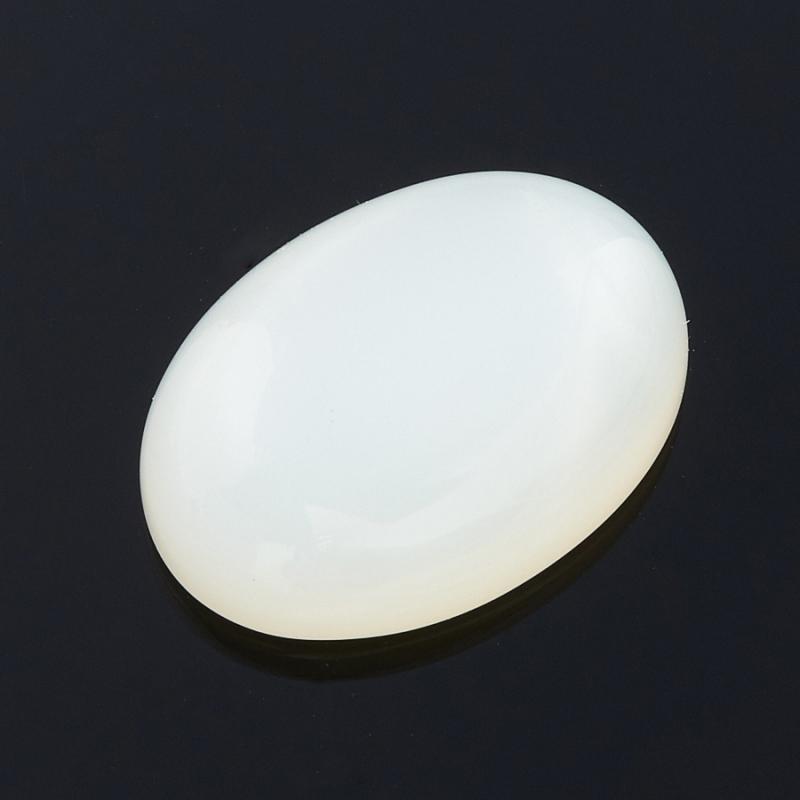 Кабошон лунный камень  10*14 мм