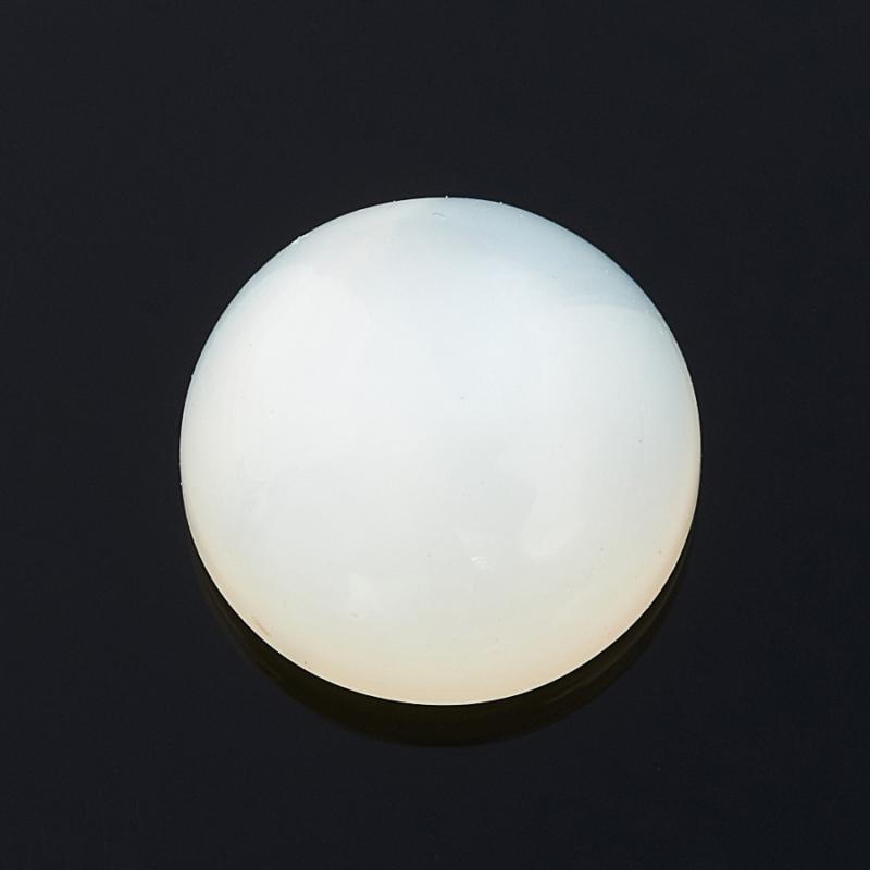 Кабошон лунный камень  8 мм