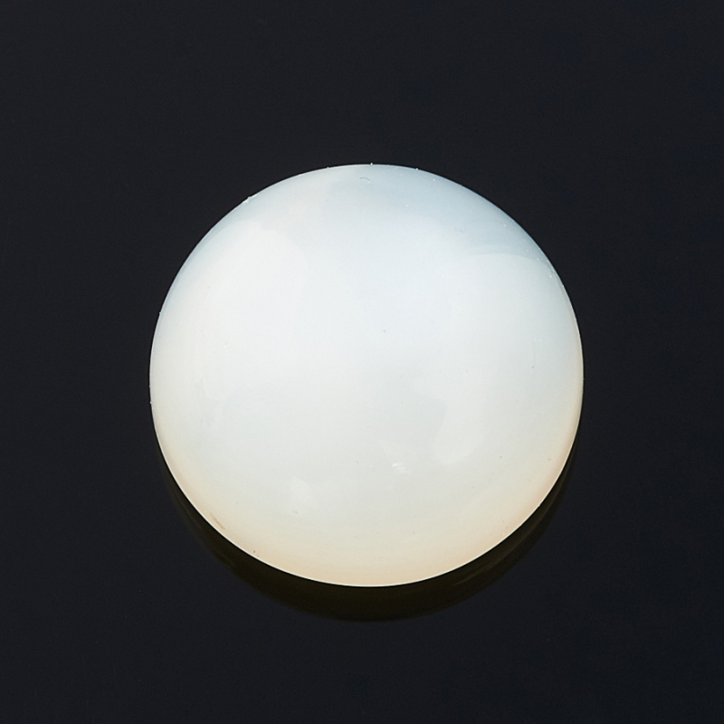 Кабошон лунный камень  8 мм от Mineralmarket