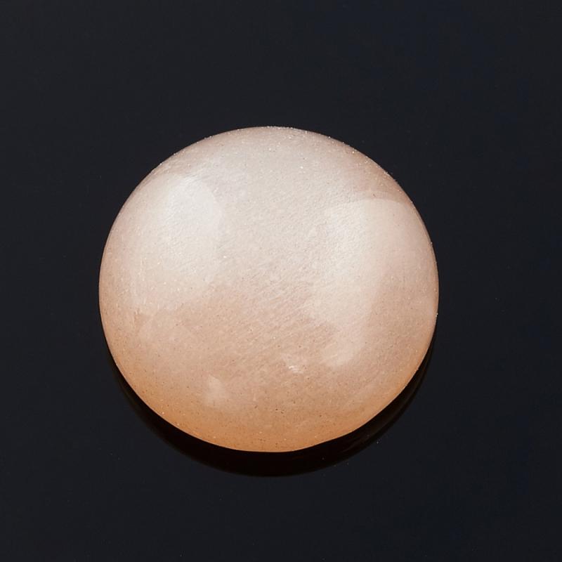 Кабошон лунный камень  10 мм
