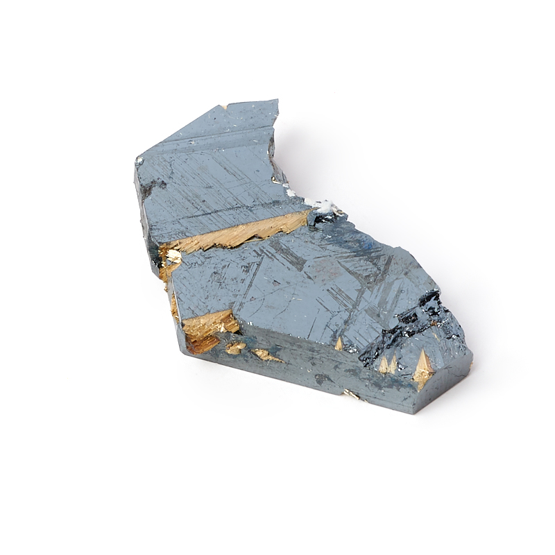 Образец гематит с рутилом (2,5-3 см)