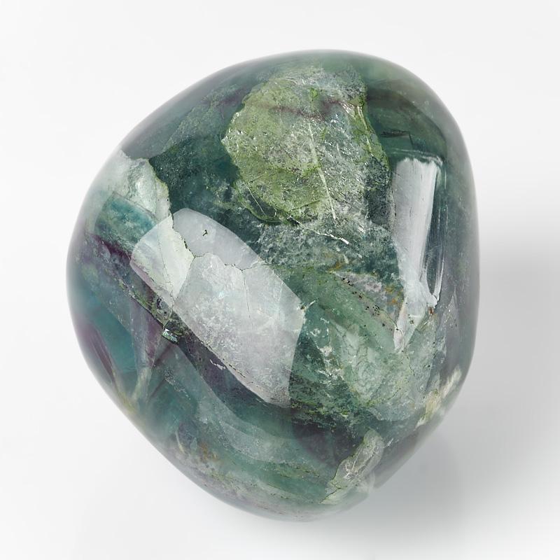 Галтовка флюорит Китай M (7-12 см)