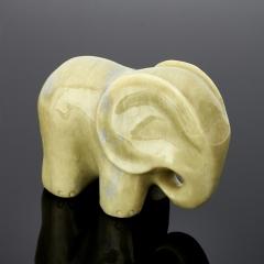 Слон офиокальцит Россия 6 см