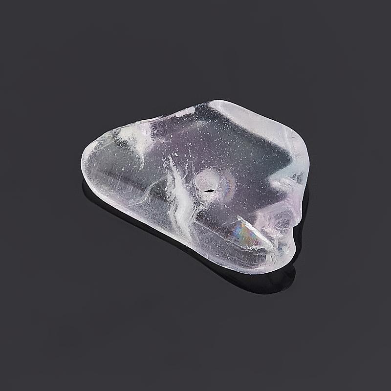 Бусина флюорит крошка 9 мм (1 шт)