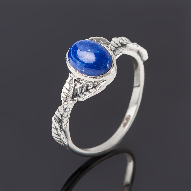 Кольцо лазурит (серебро 925 пр.) размер 18 кольцо лазурит серебро 925 пр размер 19