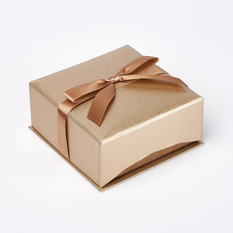 Подарочная упаковка универсальная (коробка) 100х100х40 мм масленка harmony 19 12 5 7см подарочная упаковка