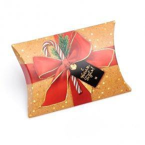Подарочная упаковка (картон) универсальная (коробка) 110х80х20 мм