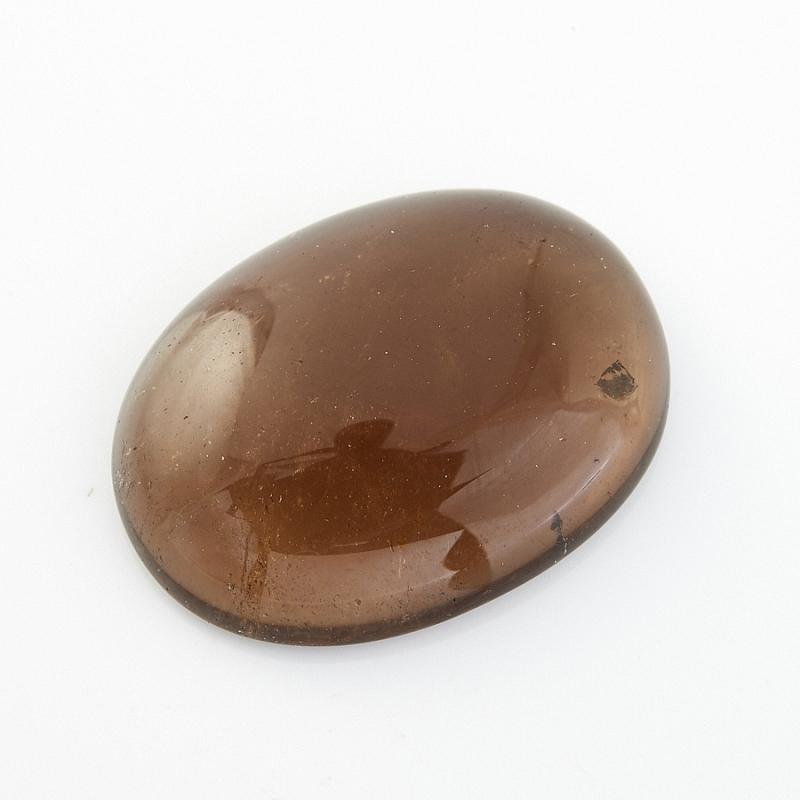 Кабошон раухтопаз  15*20 мм 1 шт