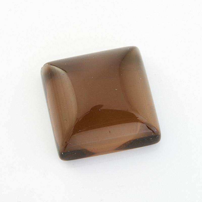Кабошон раухтопаз 12*12 мм 12 0 917037