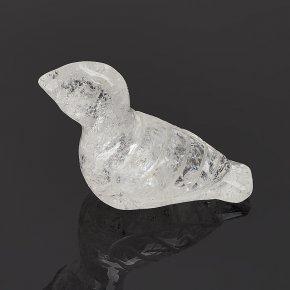 Уточка горный хрусталь Бразилия 5 см