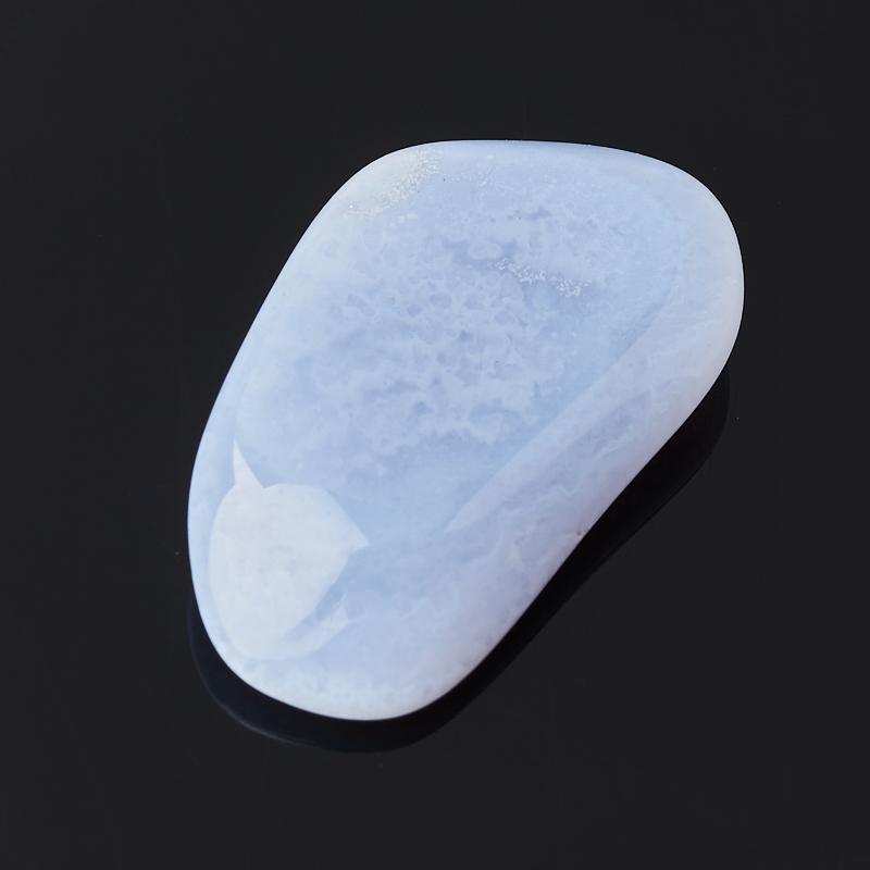 Галтовка агат голубой Намибия (2-2,5 см) (1 шт)