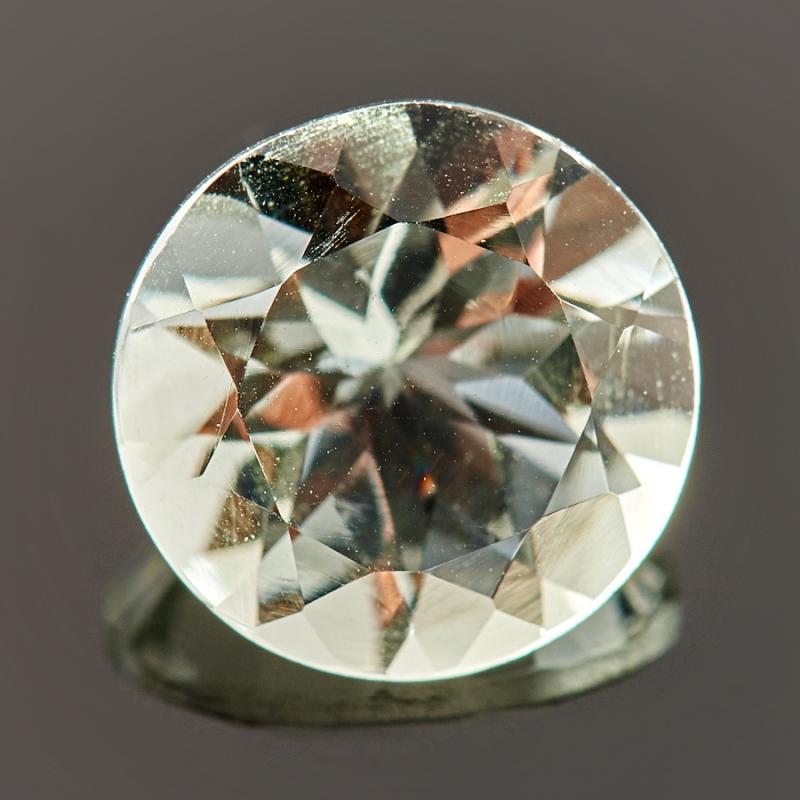 Огранка празиолит  9 мм