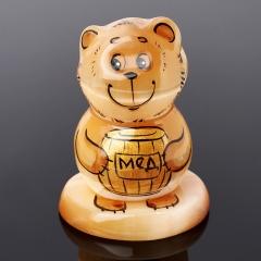 Медведь селенит Россия 6,5 см