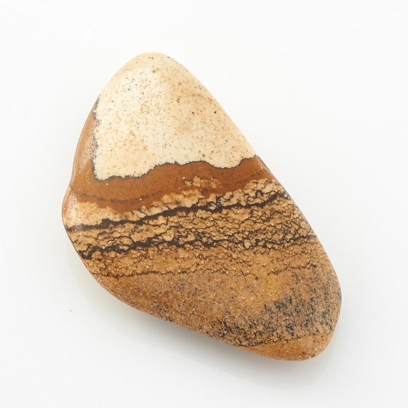 Галтовка яшма рисунчатая (песочная) Намибия (2,5-3 см) (1 шт)