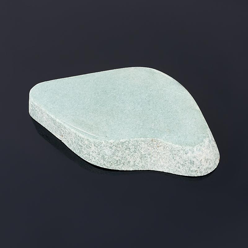 Галтовка жадеит Россия L (12-16 см) (1 шт)