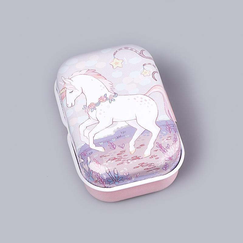 Шкатулка для хранения камней / украшений 5,5х4х2,5 см цена 2017