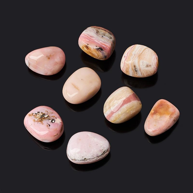 Галтовка опал розовый (2-2,5 см) (1 шт)