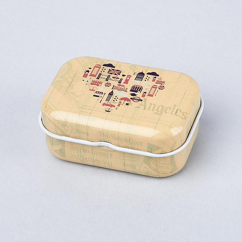 Шкатулка для хранения камней / украшений 5,5х4х2,5 см