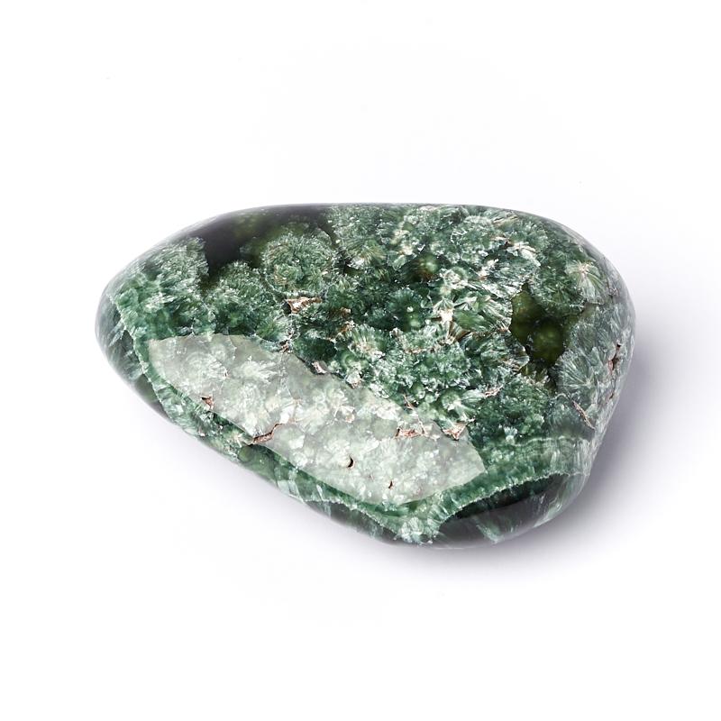 Галтовка клинохлор (серафинит) Россия M (7-12 см)