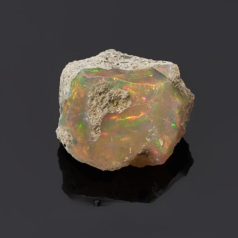 Образец опал благородный белый (1,5-2 см) образец опал благородный белый 1 1 5 см