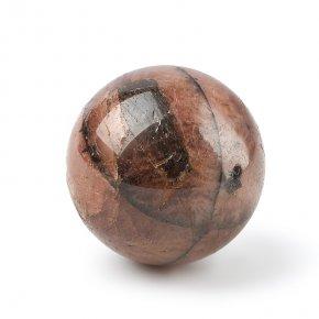 Шар хиастолит Китай 2,5 см