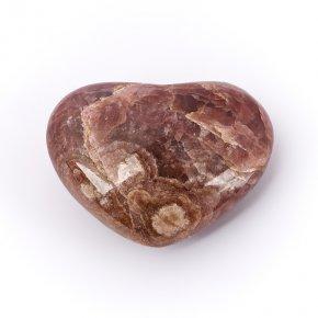 Сердечко родохрозит Перу 5,5 см