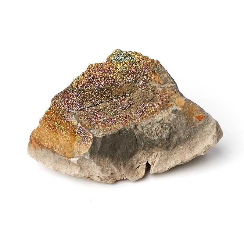 Образец спектропирит Россия S (4-7 см)