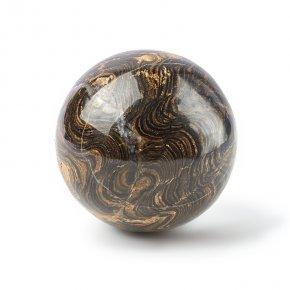 Шар строматолит Перу 4,5 см