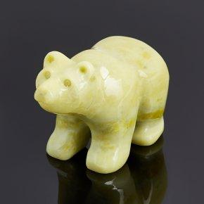 Медведь офиокальцит Россия 7,5 см