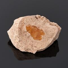 Образец опал желтый Перу (в породе) S (4-7 см)