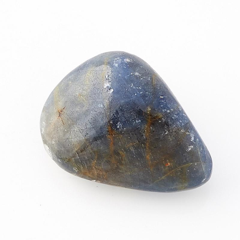 Галтовка Корунд синий Индия (2,5-3 см) 1 шт