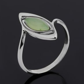 Кольцо с нефритом купить в интернет магазине Серебряные линии по ...   290x290