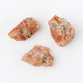 Образец солнечный камень Мадагаскар (на подставке) (2-2,5 см) (1 шт)