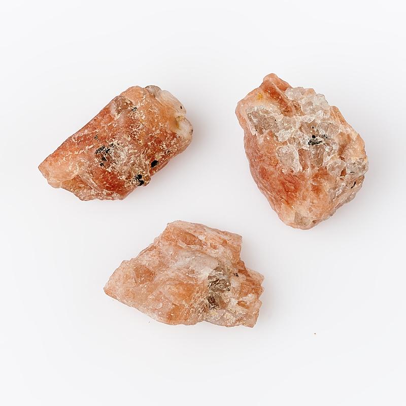 Образец солнечный камень (на подставке) (2-2,5 см) (1 шт)