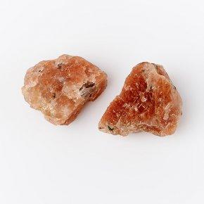 Образец солнечный камень Мадагаскар (на подставке) (2,5-3 см) (1 шт)