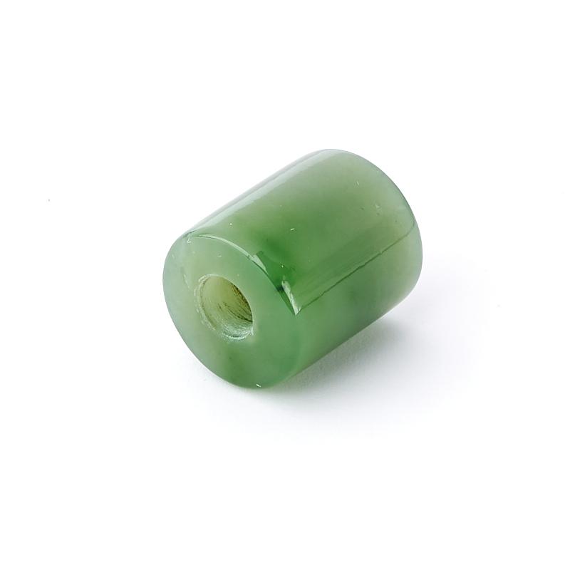 Шарм нефрит зеленый большой