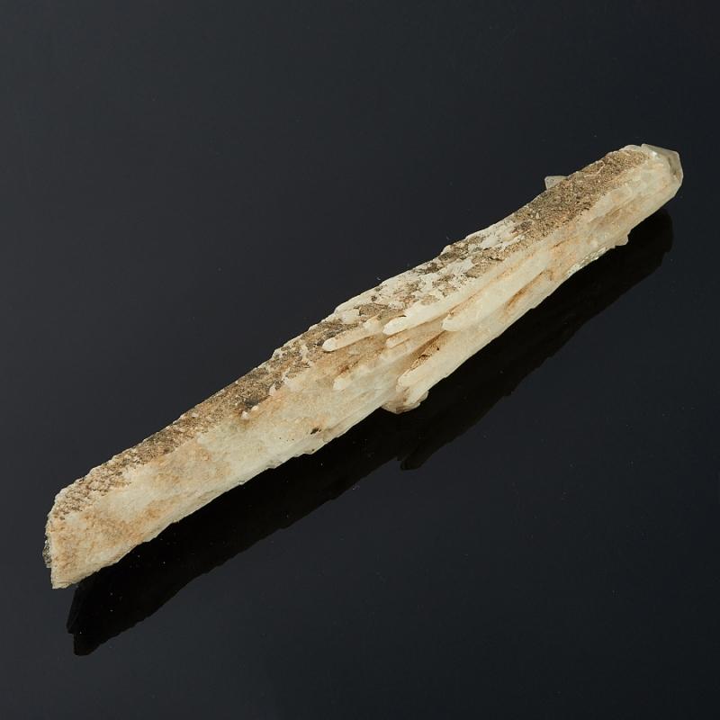 Двухголовый сросток кристаллов кварца Дальнегорск 11,5 см