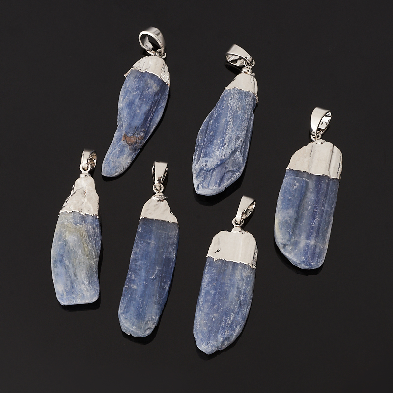 Кулон кианит синий (биж. сплав) кристалл 4-5 см кулон кианит синий биж сплав кристалл 5 6 см