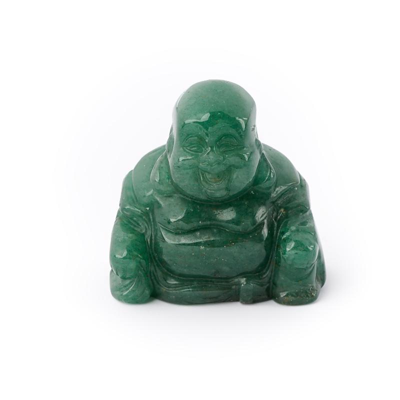 Хотэй авантюрин зеленый 3,5-4 см