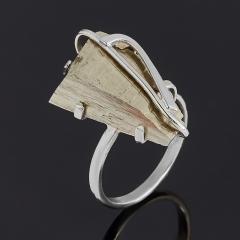 Кольцо пирит Перу (нейзильбер) размер 19