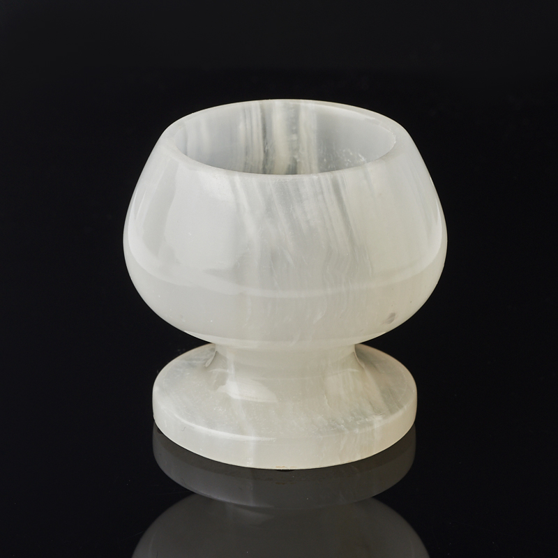 Посуда оникс мраморный (рюмка) 4,5х4,5 см